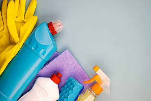 Carpet Cleaning, Disinfection & Sanitization Service