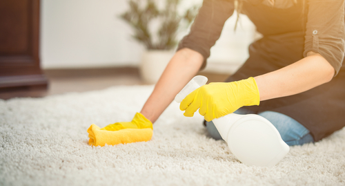 How Can I Deep Clean Carpet Without a Machine?