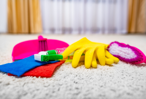 How To Know If My Carpet Needs Dry Cleaning?